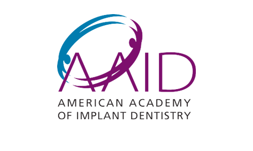 AAID logo showing the concept of Our Team