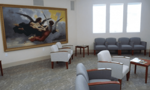 Office Waiting Room